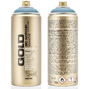 Montana GOLD Spray Paint 400mL Mt Everest