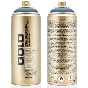 Montana GOLD Spray Paint 400mL Mt Fuji