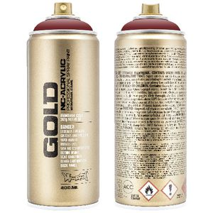 Montana GOLD Spray Paint 400mL Rusto Coat