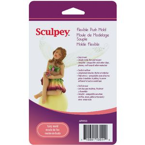Sculpey Push Mold Fairy Doll