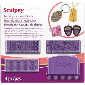Sculpey Technique Design Blocks | Tuggl