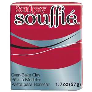 Sculpey Souffle Modelling Clay Cherry Pie 57g