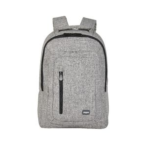 "J.Burrows 14"" Recycled Laptop Backpack Grey"