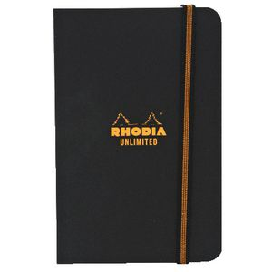 Rhodia Unlimited Lined Pocket Notebook