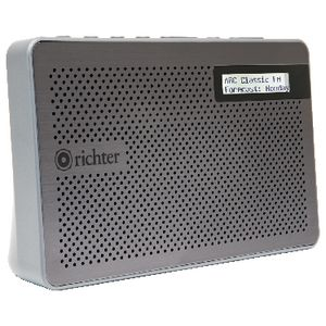 Richter Digital Radio Grey RR25