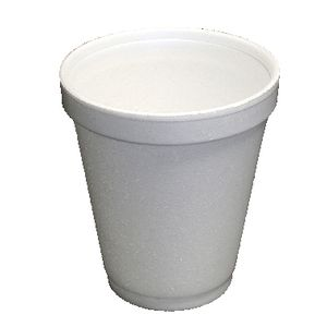 Ready Set Serve Foam Cups 237mL 288 Pack