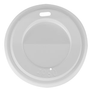 Ready Set Serve Lids 227mL 24 Pack White