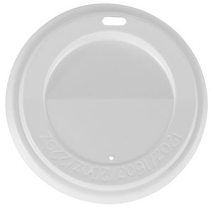 Ready Set Serve Lids 340mL White 24 Pack