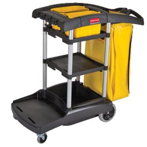 Rubbermaid Bag or Bucket Platform for Janitor Cart