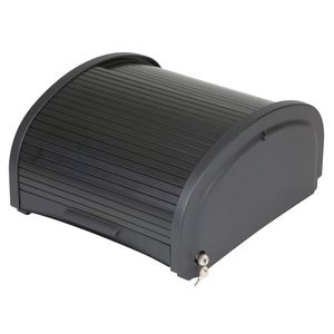 Rubbermaid Locking Security Hood for Janitor Cart