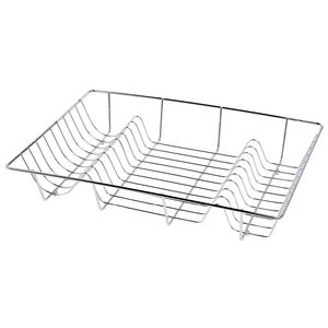 Connoisseur Chrome Plated Dish Drainer 33 x 49cm