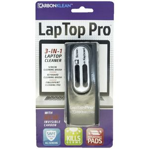 Optica Laptop Pro 3-in-1 Cleaner Black