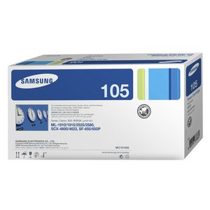 Samsung Toner Cartridge Black MLT-D105S