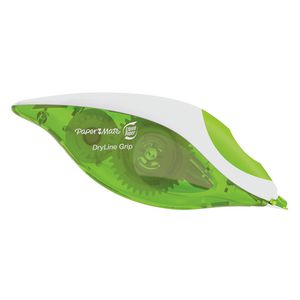 Liquid Paper Dryline Grip Correction Tape 5mm x 8.5m Green