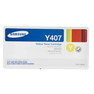 Samsung Toner Cartridge Yellow CLT-Y407S