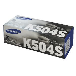 Samsung Toner Cartridge Black CLT-K504S