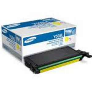 Samsung Toner Cartridge Yellow CLT-Y508L