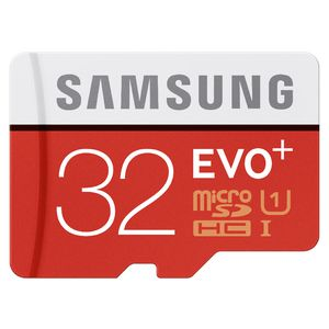 Samsung 32GB Evo Plus Micro SD Memory Card