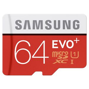 Samsung 64GB Evo Plus Micro SD Memory Card