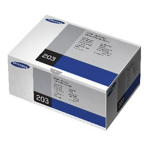 Samsung Toner Cartridge and Drum Unit Black MLT-D203S