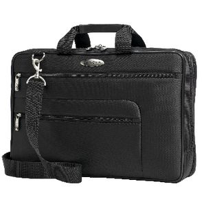 "Samsonite 17"" Portfolio Laptop Case Black"