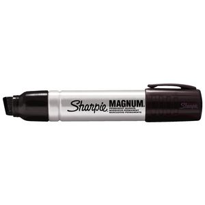 Sharpie Pro Magnum Metal Permanent Marker Black