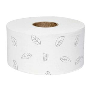 Tork Advanced Mini Jumbo Roll Toilet Paper 12 Pack