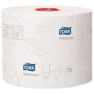 Tork Advanced Mid-Size Toilet Paper 27 Pack
