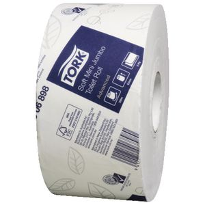 Tork Advanced Mini Jumbo Roll Toilet Paper