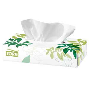 Tork Premium 2 ply Facial Tissues 100 Sheets 48 Boxes