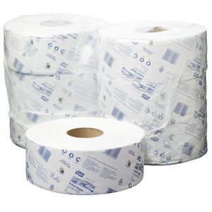 Tork T1 System Advanced Jumbo Toilet Paper Rolls 6 Pack