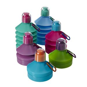 Hot Topic Scrunch Collapsible Bottle