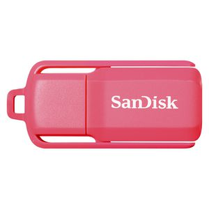 SanDisk Cruzer Switch USB 2.0 Flash Drive 16GB Neon Pink