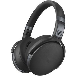 Sennheiser Wireless Headphones Black HD 4.40 at Officeworks in Campbellfield, VIC | Tuggl