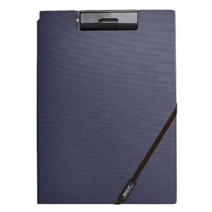 Smart Fit A4 Clip Folder Navy