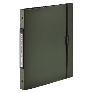 Smart Fit Display Book A4 Refillable Green