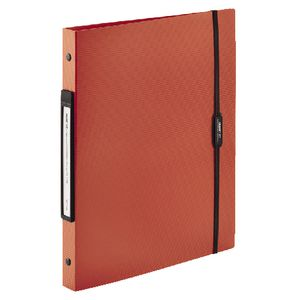 Smart Fit Display Book A4 Refillable Orange