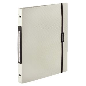 Smart Fit Display Book A4 Refillable Stone