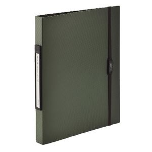 Smart Fit A4 2 O-Ring Binder 22mm Green