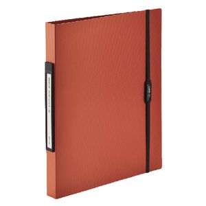 Smart Fit A4 2 O-Ring Binder 22mm Orange