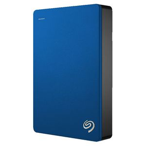 "Seagate 4TB Backup Plus 2.5"" Portable Hard Drive Blue"