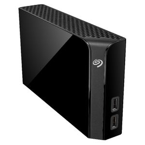 Seagate 6TB Backup Plus Hub Desktop Drive