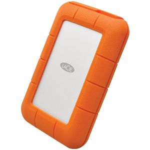 LaCie 2TB Rugged Portable Hard Drive Thunderbolt and USB 3.1