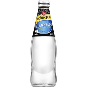 Schweppes Lemonade 300mL 24 Pack