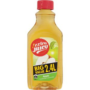 Extra Juicy Apple Juice 2.4L