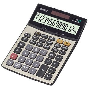 Casio Heavy Duty Desktop Calculator