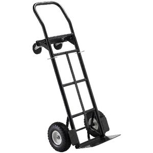 Toplift multi-purpose Upright and Flat Bed Trolley