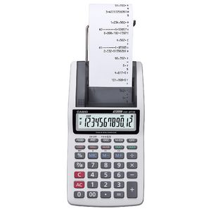Casio Compact Printing Calculator
