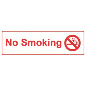 Sandleford No Smoking Self Adhesive Sign
