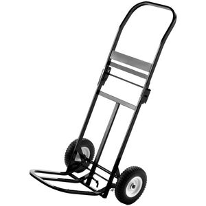 Toplift Folding Trunk Trolley with Puncture Proof Wheels